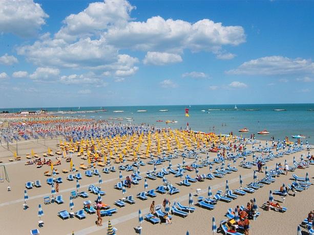 Spiaggia convenzionata a Rimini