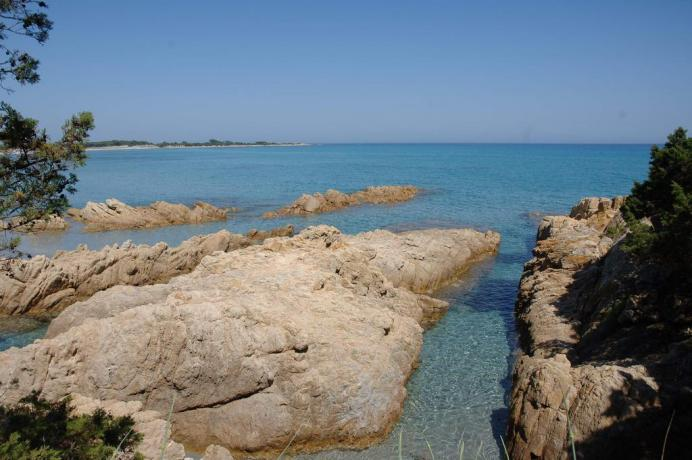 Golfo di Orosei in Sardegna