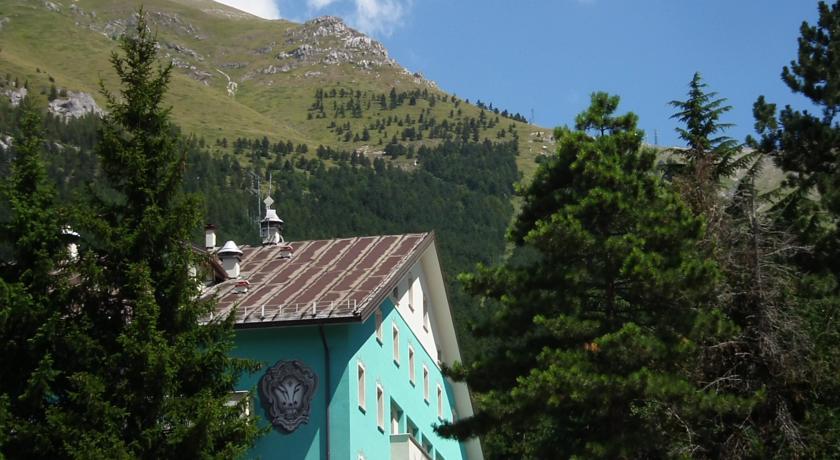 Hotel in Abruzzo immerso nel verde