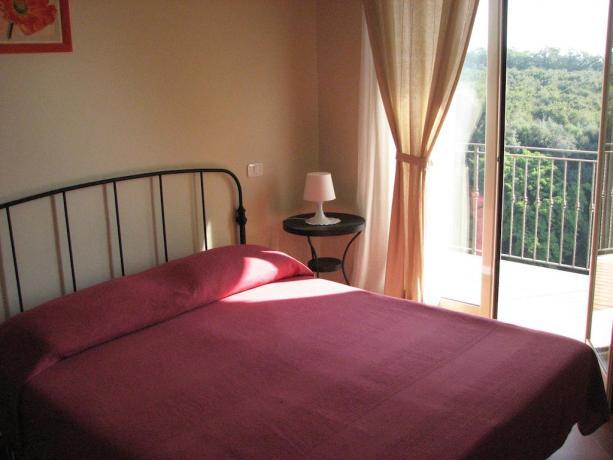 Camera Bilocale uso singolo residence Ronciglione