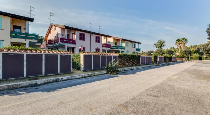 Appartamenti climatizzati per famiglie, Riviera D'Ulisse