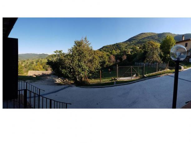 Casa ad Assisi anche per gruppi di amici