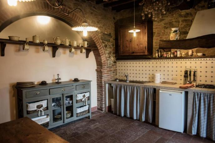 Vacanze in villa privata in Toscana
