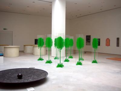Allestimento mostra arte contemporanea progettazione for Mostre d arte in corso