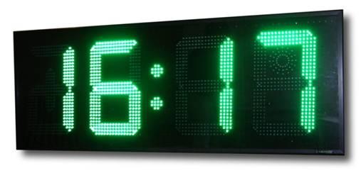 Orologio eltettronico a led Mod.CDT-41