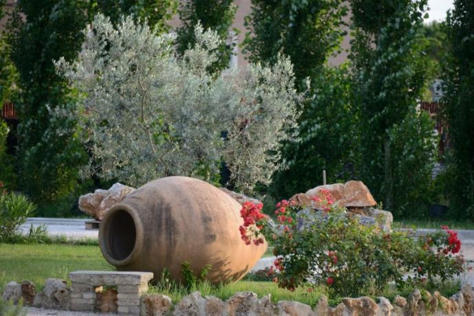 Agriturismo di pregio in Umbria centrale
