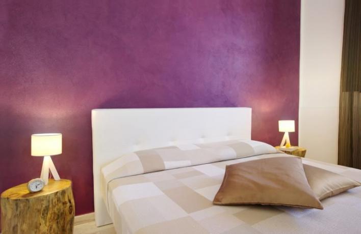 Casa vacanze accogliente San-Vito-lo-Capo con camera matrimoniale
