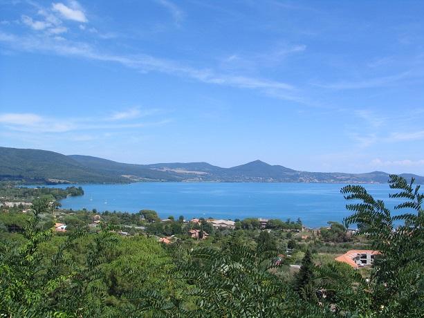 Camera vista Lago in Hotel Benessere Bracciano