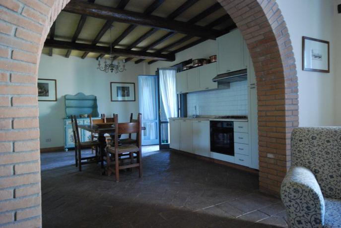 AppartamentoVacanza con angolo cottura + tavolo cucina Narni