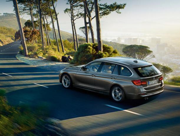 Noleggio Breve Lungo Termine BMW SERIES 3