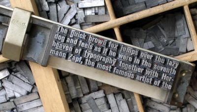 tradizione e innovazione tipografia a foligno umbria