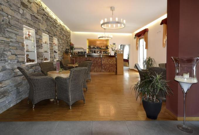 Hotel con Bar privato per gli ospiti