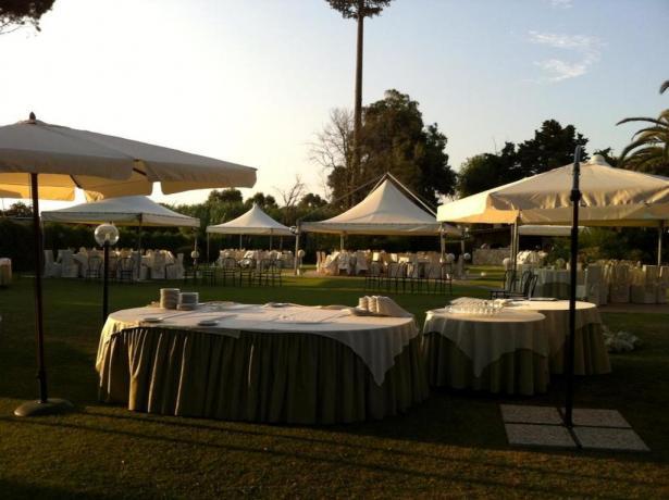 Hotel3stelle catering eventi privati Anzio