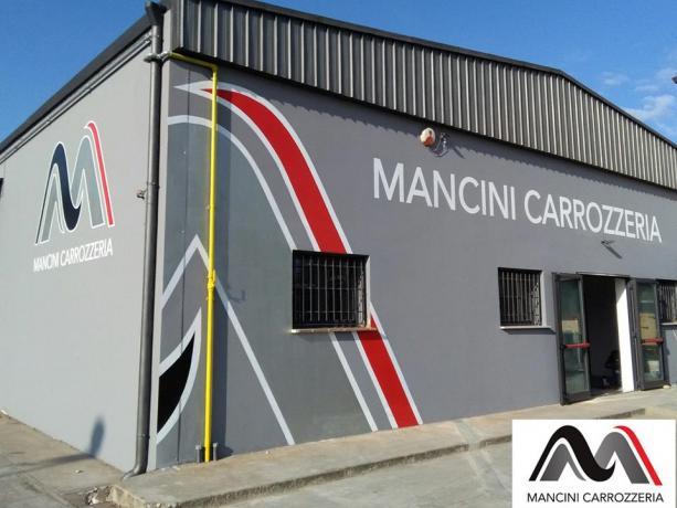 AutoCarrozzeria Mancini vicino Perugia Assisi Foligno