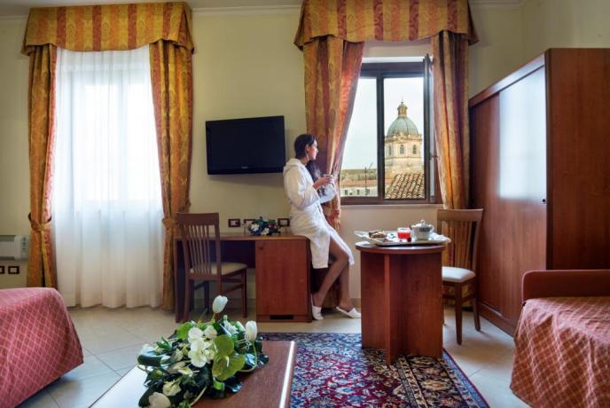 Soggiorno Relax in Hotel con SPA Alcamo
