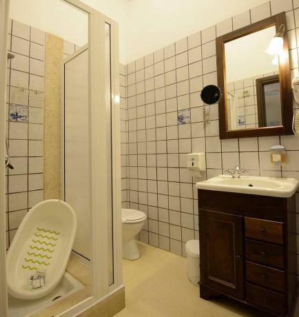 EcoSpa Trapani:  Bagno Camera Baglio