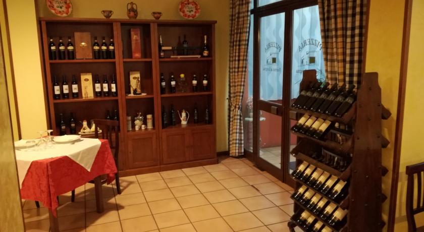 Ristorante in Hotel a Pomezia con prodotti tipici