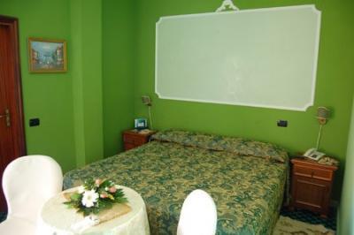 Dormire a Cervino, vista sul Golfo di Napoli