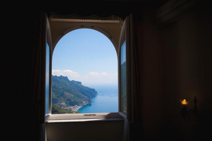 Relax in Camera matrimoniale in Residence a Ravello