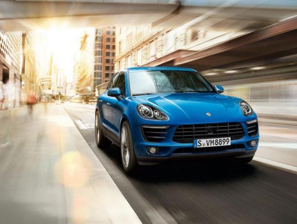 Noleggio lungo termine: Utenti Business Porsche Macan