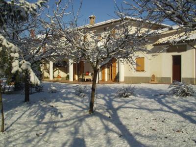 Agriturismo tra Umbria e Toscana