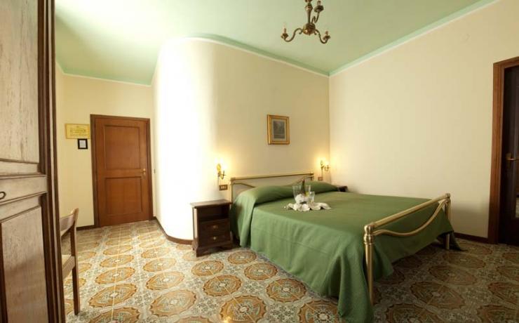 Camera LIMONAIA in Hotel a Citta di Castello