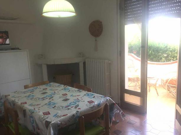 Appartamento per 10 persone fronte mare sul Gargano