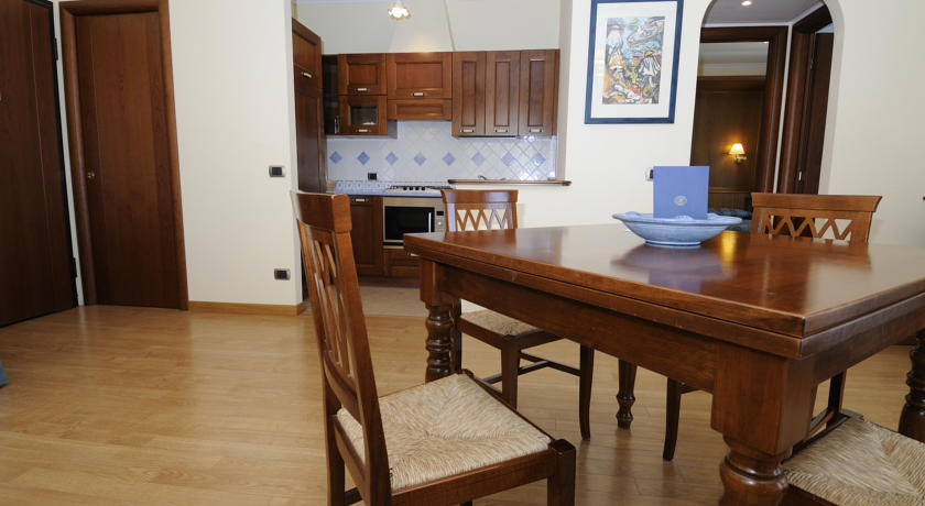 appartamenti con angolo cottura Zoomarine