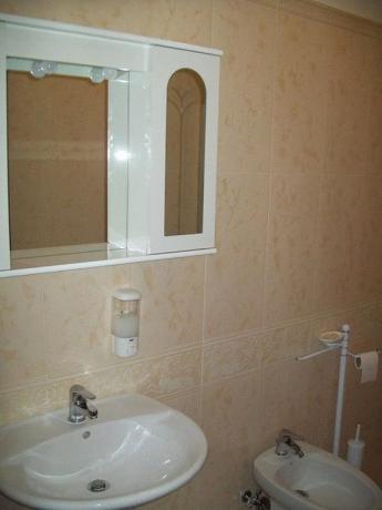 Bagno - Appartamento Montefalco