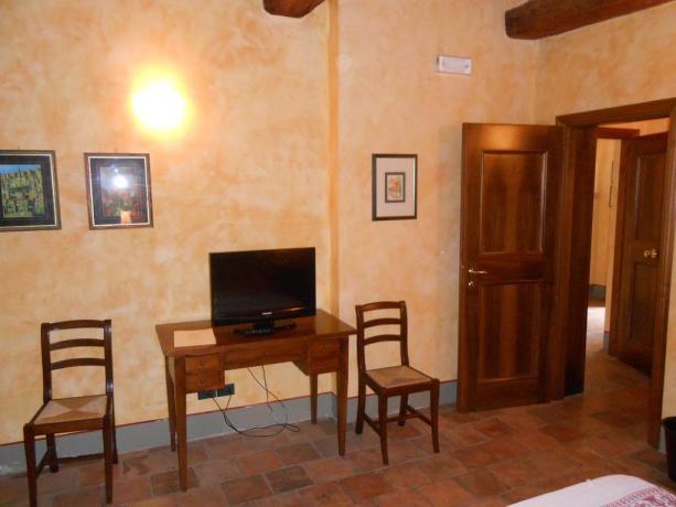 Appartamenti vacanza attrezzati, vicino Assisi