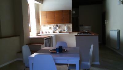 Appartamento Platea cucina e zona Pranzo