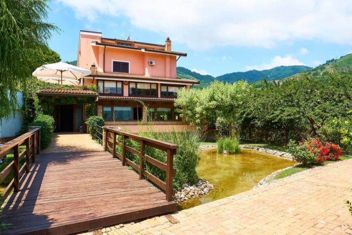 Residence a Pellazzano-Salerno per matrimonio