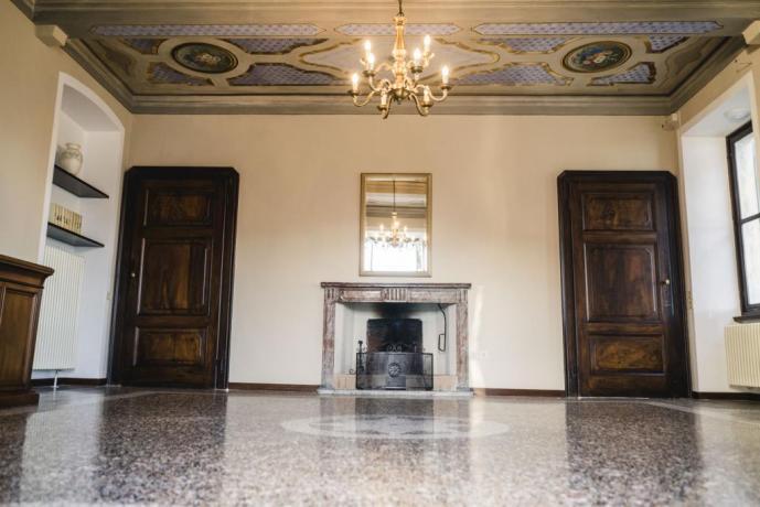 salone appartamento Giuseppe