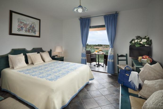 Camera Classic con Terrazza Panoramica Hotel**** Orosei