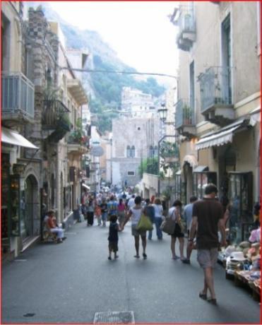 B&B vicino al corso umberto I di Taormina