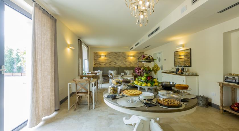 Colazione a buffet, Hotel Giulianova
