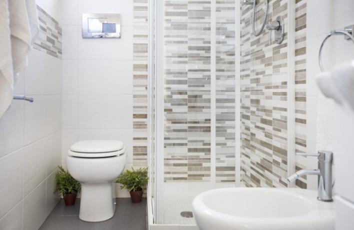Appartamento per vacanze San-Vito-lo-Capo con box doccia