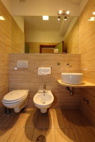 Bagno privato in Hote Assisi
