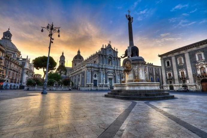 Hotel Catania ideale per visitare la città