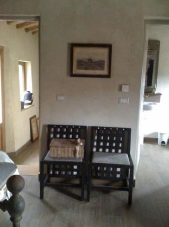 bed and breakfast arredato con cura in Umbria