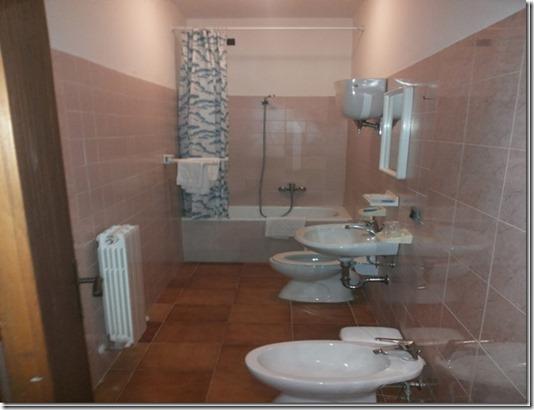 Residenza Podere appartamento-vacanza 2bagni con doccia Magione