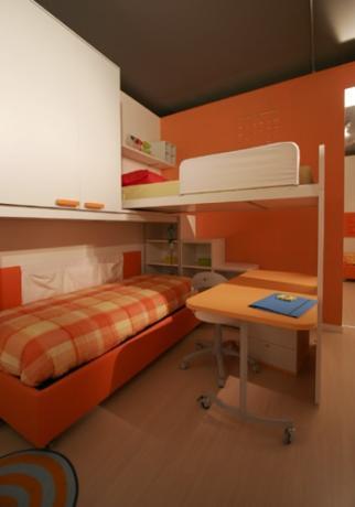 Camerette per bambini in Umbria: vendita camere con armadio a ponte ...