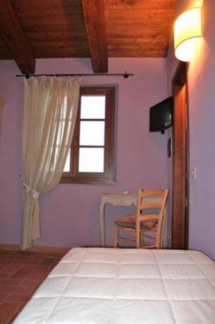 Dormire a Foligno in Umbria centrale