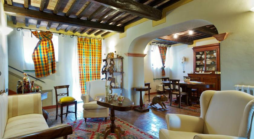 Villa e Depandance ideale per Famiglie in Umbria