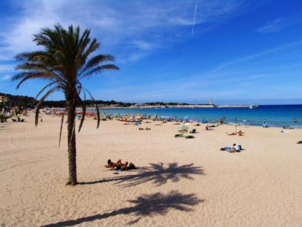Hotel 4 stelle con spiaggia attrezzata SanVitoLoCapo Trapani
