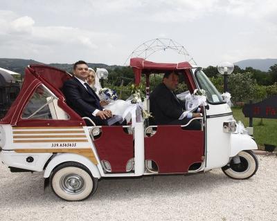 Matrimoni indimenticabili vicino Assisi