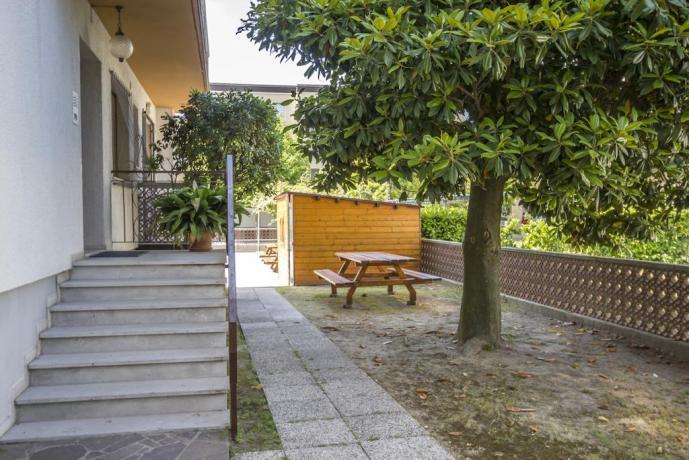Appartamenti con Giardino e parco giochi Lignano Sabbiadoro