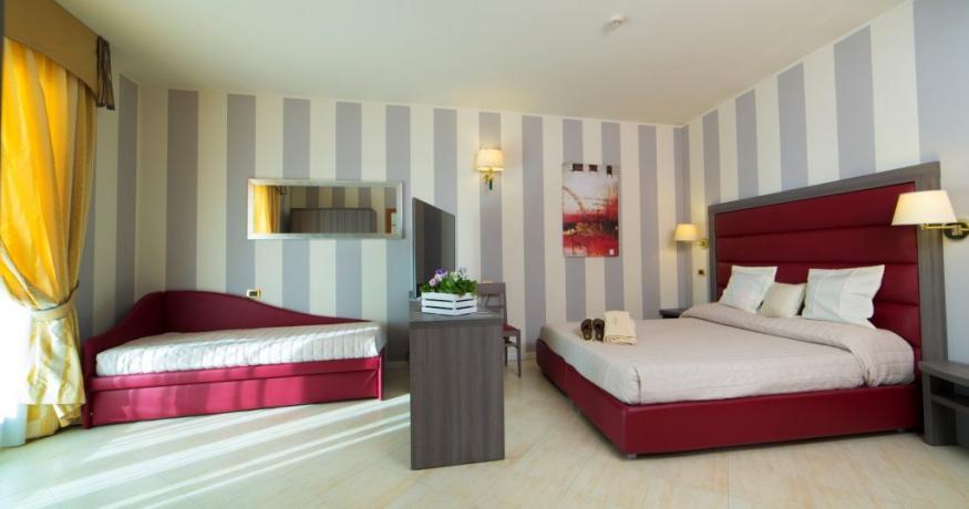 Camera Familiare hotel gruppi Cascia