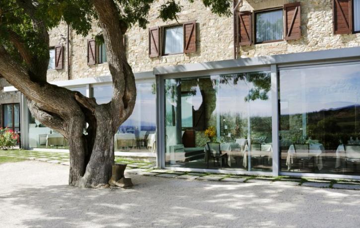 Tenuta Deluxe con Ristorante vicino Orvieto, Umbria