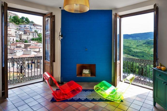 Appartamenti vicino a Pietrapertosa in Basilicata